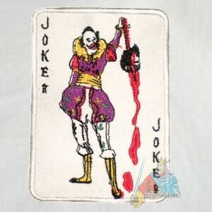 Batman Begins Joker Card Batman Joker Card The ...