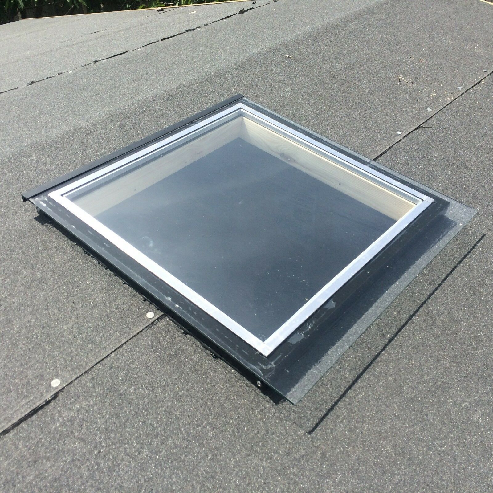 Activent fixed Double Glazed Skylight for Garden Buildings