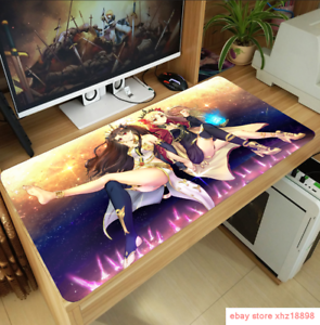 Anime Fate//Grand Order FGO Ishtar Ereshkigal Cosplay Mouse Pad Game Mat Mice Pad