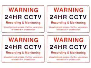 CCTV-WARNING-SIGNS-x-4-Security-Camera-Sign-Outdoor-or-Indoor-use