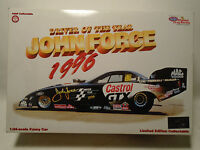 Action Marketing 1/24 Scale Funny Car John Force Driver Of The Year 1996