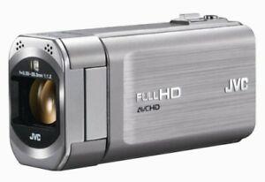Jvc-Kenwood-Jvc-Everio-Hd-Memory-Movie-Built-In-Memory-64Gb-Silver-Gz-V590-S