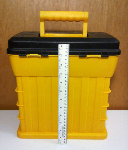"Storage Drawer /& Bin SYSTEM for Lego Sets Parts 3pk /""Fun w// Bricks/"" ORGANIZER"