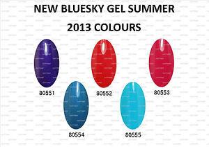 NEW-SUMMER-COLOURS-BLUESKY-NAIL-POLISH-UV-LED-GEL