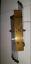 Ancien-Old-Art-Deco-Skyscraper-Laiton-amp-Glass-Rod-Lumiere-Appliques-murale-Lampe miniature 5