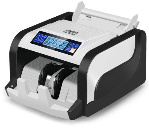 Geldzählmaschine Geldzähler Geldscheinzähler Banknotenzähler Geldprüfer UV MG