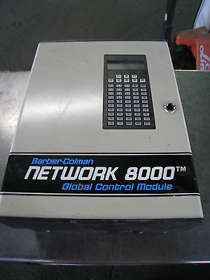 BARBER COLEMAN Siebe NETWORK 8000 GLOBAL CONTROL MODULE GCM 84221 1 0 1 EBay
