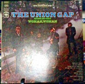 THE-UNION-GAP-FEATURING-GARY-PUCKETT-Woman-Woman-Album-Released-1968-Vinyl-USA