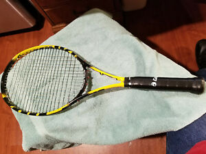 Volkl-C10-Pro-Midplus-98sq-Tennis-Racket-4-5-8-034-L5-Rare-Fish-Scale-design