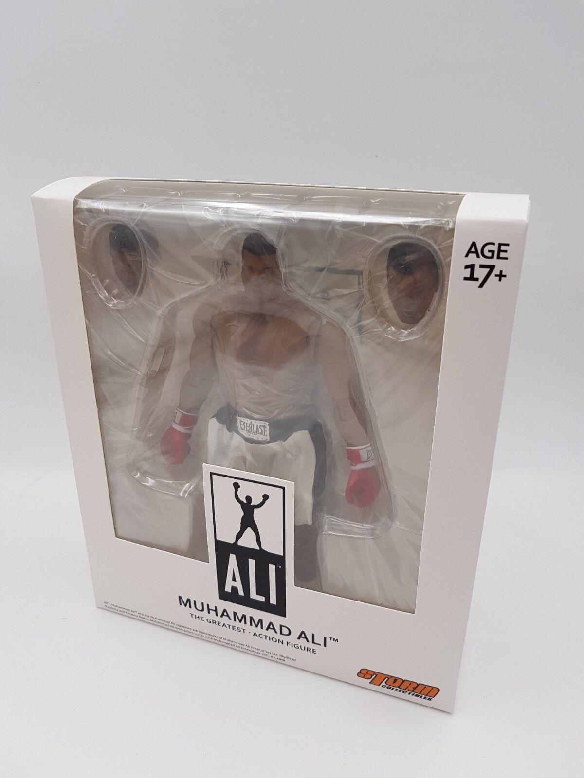 [en Stock] tormenta Coleccionables Muhammad Ali Coleccionable 1 12 Figura De Acción
