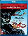 Batman Gotham Knight / Justice League The Frontier Blu-ray 2 Disc