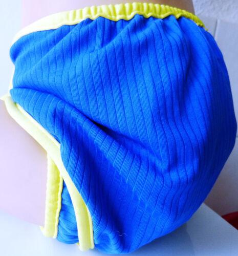 NEU 68 74 80 86 92 98,12-18Monate,Schwimm Windel Aqua Badehose Baby Jungen blau