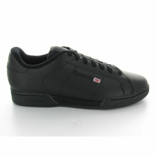 2becedd0baa2 Reebok Classic NPC II Shoes Men s SNEAKERS Trainers Black 6836 WOW 7. About  this product. Stock photo  Picture 1 of 1. NPC II BLACK LEATHER