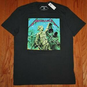 Details about NEW NWT Mens GAP Graphic Tee T Shirt Metallica And Justice For All Album *3S