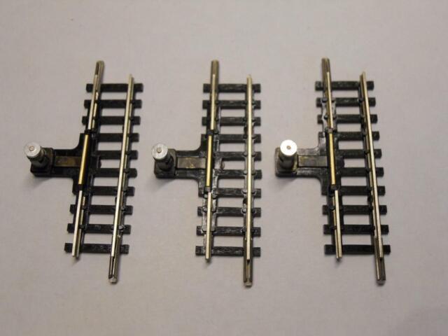 MINITRIX 14979 / 4979 Kontaktgleis 50,0mm 3 Stück (31583)