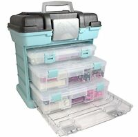 Creative Options 1363-83 Grab N' Go Rack System, Soft Blue, New, Free Shipping on sale