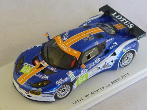 Spark s2208-lotus  evora jetalliance nº 64 le hommes 2011 slingerland - 1 43  meilleur service