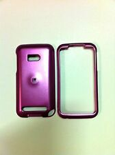 HTC IMAGIO XV6975 SOLID METALLIC PINK GLOSSY COVER  NEW