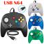 Indexbild 10 - SNES/N64 USB Controller Wired/Wireless Super Gamepad für Windows PC Mac Linux