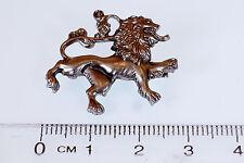 Schöner Trachtenanstecker Hutanstecker bayrischer Löwe