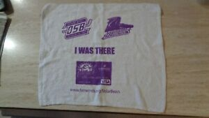 """10/20/12 Orlando Solar Bears """"I Was There"""" Rally Towel - First Home Game in ECHL"""