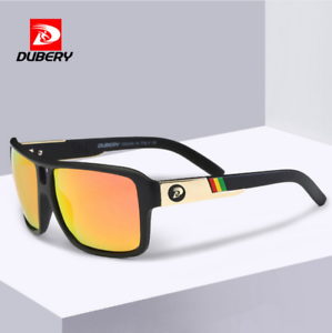 b6ec02cf22 Image is loading DUBERY-Men-039-s-Polarized-Sport-Sunglasses-Women-