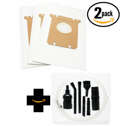 Micro Kit for Electrolux EL6986A UltraSilencer S-Bag EL4103A Er 6 Vacuum Bags