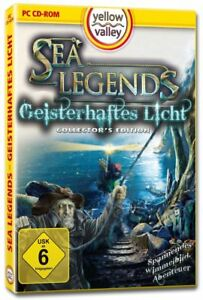 SEA-LEGENDS-geisterhaftes-LUCE-giallo-Valley-PC-NUOVO-conf-orig