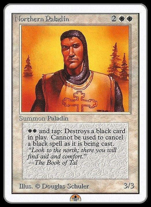 Northern Paladin - Unlimited - NM GamerzSphere
