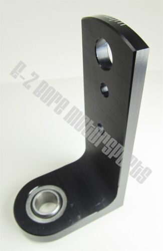 10 Degree LEFT Caster Block Taller Fits Older Phenom Nemesis Phantom Racing PRC