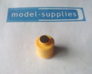 Dinky-359-360-Space-1999-Eagle-reproduction-yellow-plastic-waste-drum