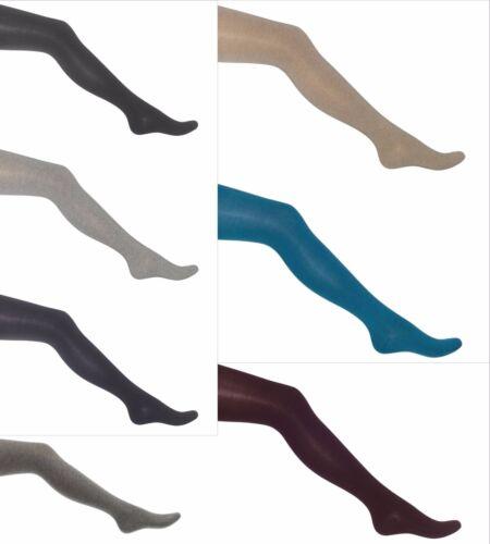 /%/% SALE /%/% BONNIE DOON~Damen  Cotton Tights~Strumpfhose~ S bis XL ~ dunkelblau