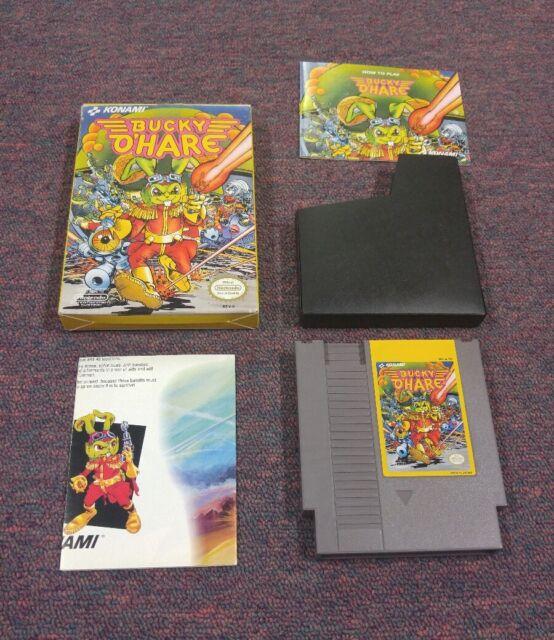 Bucky O'Hare (Nintendo Entertainment System, 1992)