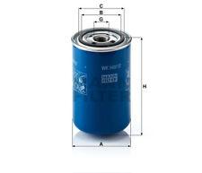 Mann Filter WK 940//12/Kraftstofffilter