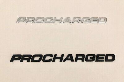 1x LEVORG Black Chrome 3D Emblem Badge Alphabet Letter number Car DIY name word
