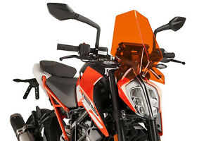 WINDSCHILD-NAKED-N-G-SPORT-PUIG-KTM-390-DUKE-2018-ORANGE