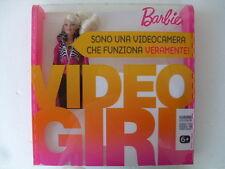 barbie video girl doll videocamera lcd poupèe puppe dolls muneca mattel R4093