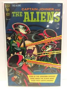 Captain-Johner-and-the-Aliens-1-Comic-Book-Gold-Key-1967