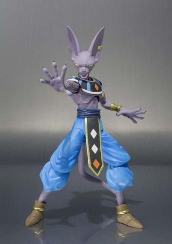 "Bandai Tamashii Nations Beerus /""Dragon Ball Super/"" Action Figure"