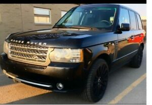 """Range Rover Supercharged 518 HP w/ 22"""" Autobiography Rims"""