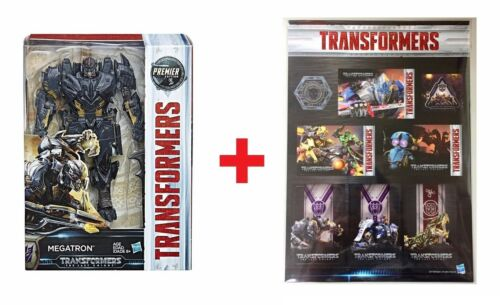 TRANSFORMERS MV5 THE LAST KNIGHT VOYAGER MEGATRON TF STICKERS