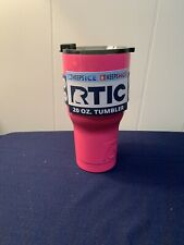 Rtic Double Wall Vacuum Insulated Tumbler Pink 20 Oz