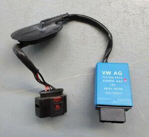 Volkswagen VW Golf R Mk6 Fuel Pump Control Module 3C0906093C HOU3