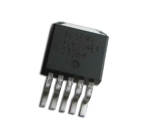 5PCS XL6009 XL6009E1 DC-DC Adjustable Step-up Boost IC TO-263 42V//4A//400KHz