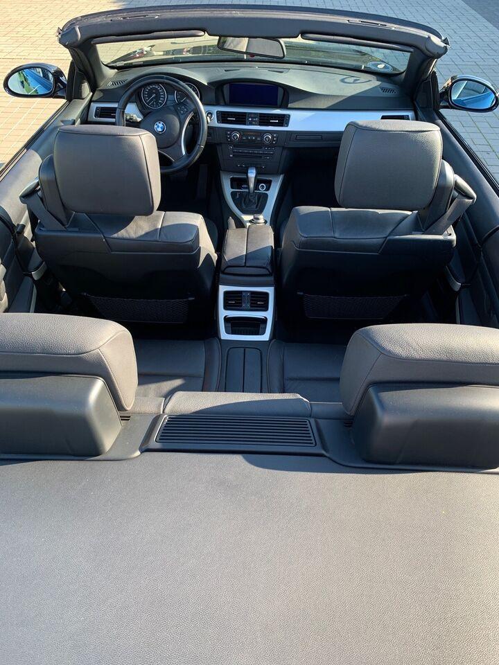 BMW 325I CABRIOLET. 3.0 STEPTR. FOLDE TAG