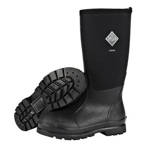 Chh 000a Muck Boot Chore 16 Inch Plain Toe Work Boot Mens