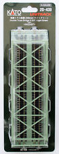 KATO 20-439 248mm 9 3/4 Double Truss Bridge Ws248t Light Scale N Green