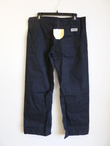 Urbane Black Drawstring Scrub Pant Straight Leg Relaxed Fit Black #9502 PXXS-TLG