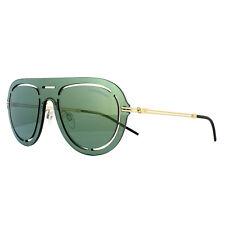 998a67ea84 Emporio Armani Mens DESIGNER Mirror Flash Sunglasses Green EA 4081 ...