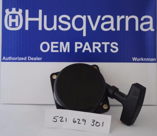 Redmax 521629301 recoil starter for many models OEM Husqvarna